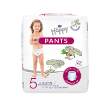 Happy Pants püksmähkmed Junior 11-18kg 22tk