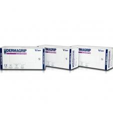 Dermagrip High Risk puudrita latekskindad N50